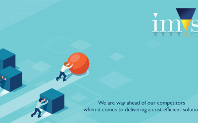 We are way ahead of our competitors when it comes to delivering cost effective solution