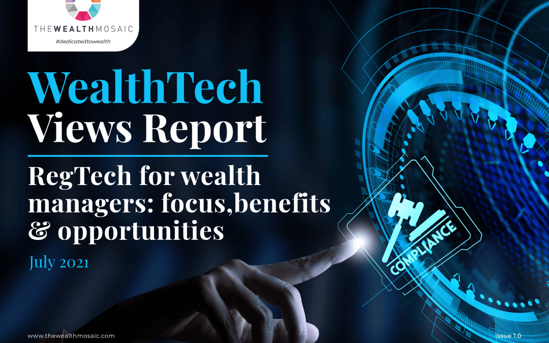 IMVS featured on a report for The Wealth Mosaic 2021