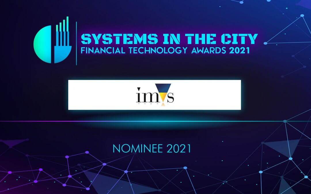 We have been nominated